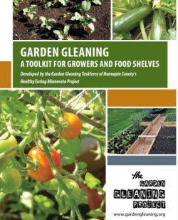 Garden gleaning project