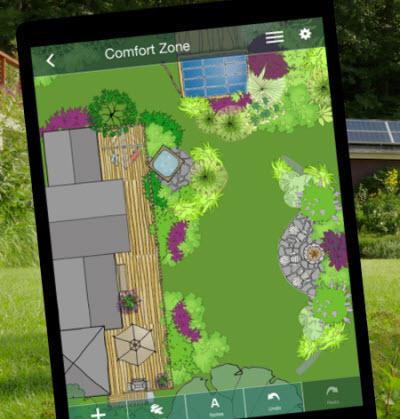 home outside garden app