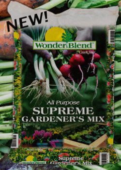 creekside supreme gardeners mix