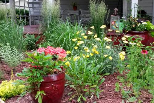 live garden