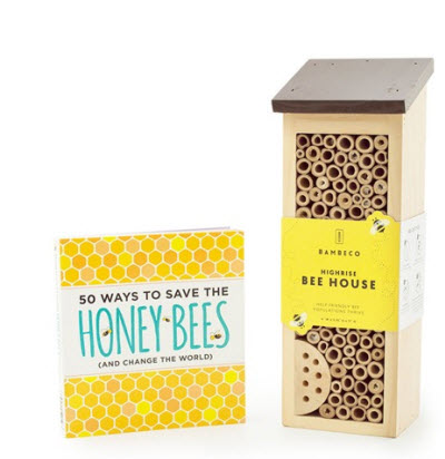 Bee gift set from Bambeco